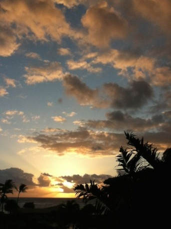 Kapaa Sunrise