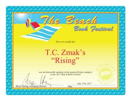 BBF 2017 Certificate